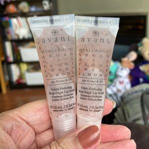 Avant Hyaluronic Velvet Perfecting Sugar Lip Scrub
